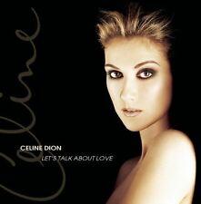 CELINE DION : LETS TALK ABOUT LOVE (CD) sealed