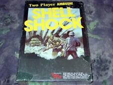 VG Victory Games 1989 - Shell Shock game - Two Player AMBUSH! (SEALED)