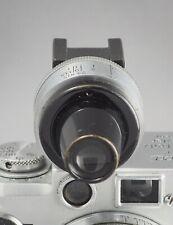 Leitz Leica VIDOM FLAT NOSE NICKEL / BLACK Viewfinder