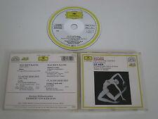 RAVEL+DEBUSSY/BOLERO+LA MER, KARAJAN(DEUTSCHE GRAMMOPHON 427 250-2) CD ALBUM