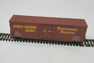 Roundhouse 1782 50' Double Door Hi-Cube Southern Pacific SP 699457 HO