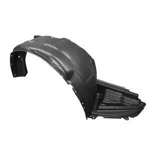 2012-2014 IMPREZA WRX Front Bumper PASSENGER Inner Fender Splash Shield Liner