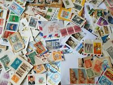 80 GRAMS WORLDWIDE SUPER GRADE USED STAMPS KILOWARE COLLECTED IN JAPAN LOT 42