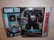 Transformers Cube Power Figures Allspark Tech Shadow Spark Optimus Prime - New