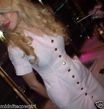Agent Provocateur Vivienne Westwood uniform DRESS pink shop girl 10 new