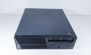 Lenovo ThinkCentre M73 SFF Intel i3-4130 3.4GHz  8GB RAM 1TB HDD Win8