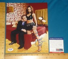 PSA DNA Certified Authentic Leah Remini signed/autographed 8x10 Color Photo #2