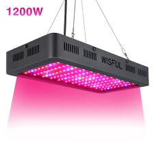 Indoor Led Grow Light Full Spectrum 1200W Double Chips Growing Lamps with UV IR