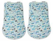 SwaddleMe WrapSack Wearable Blanket 2-Pk (Damaged Packaging)