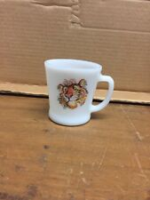 Anchor Hocking Tony The Tiger Coffee Cup