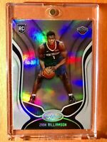 Zion Williamson PANINI CERTIFIED ROOKIE REFRACTOR 2019-20 RC #151 - Mint!
