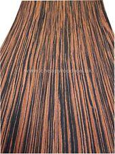 Red Ebony Wood Veneer -  Flexible Wood Veneer Sheet