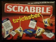 Scrabble Trickster Board Game Mattel