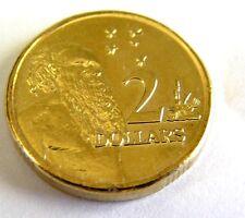 2013 $2 Two Dollar Aboriginal Elder Coin EX Mint Roll RARE (ONE COIN)