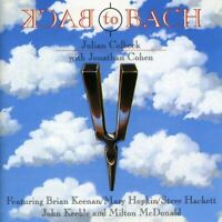 Julian Colbeck With Jonathan Cohen - Back to Bach (2009)  CD  NEW  SPEEDYPOST