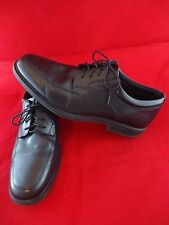 Rockport Walkability Men's Black Leather Oxford Adiprene Waterproof US Size 11M