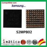 CHIP IC S2MPB02 CONTROLADOR DE ENERGIA POWER IC PARA SAMSUNG GALAXY S7 EDGE S9 +