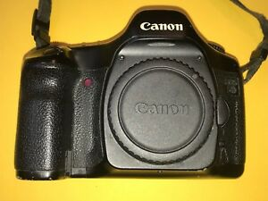 Used Canon EOS 5D mark I  Digital SLR Camera Body Only