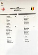 Football European Club Fixture Programmes for sale   eBay