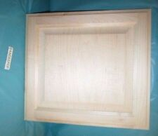 Solid Maple Wood Unfinished Stain Grade Kitchen Cabinet Raised Panel Door New