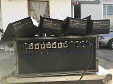 Radiomicrofoni Sony WRR801 + Trasmettitori WRT867A e WRT805, compatibili shure