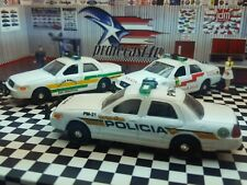 LOT OF 6 TIGER WHEELS 2002 FORD CROWN VICTORIA PUERTO RICO MUNICIPAL POLICE CAR