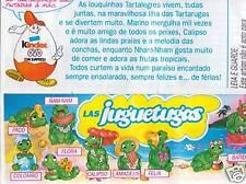 CARTINA  AS TARTALEGRES  BRASILE