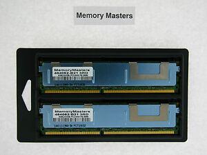 484062-B21 8GB 2x4GB PC2-6400 Memory FBDIMM HP xw8600 2RX4