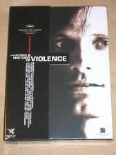 DVD / A HISTORY OF VIOLENCE / CRONENBERG / VIGO MORTENSEN / ED HARRIS / NEUF