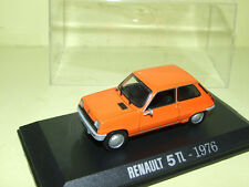 RENAULT 5 TL Orange 1976 M6 INTERACTION
