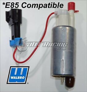 GENUINE WALBRO/TI 250LPH Improved GT Supercar Fuel Pump F10000302 *Pump Only*