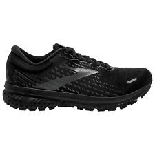 Brooks Ghost 13 Triple Black Running Shoes Men's 7.5-13 New