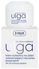 Ziaja 00461 relief for sensitive skin day protective cream strengthening blood