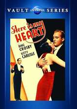 Here Is My Heart (1934) Bing Crosby, Kitty Carlisle, Roland Young, Frank Tuttle