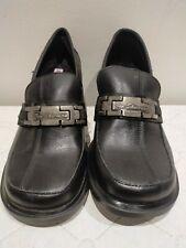 Ben sherman Leather Block Heel Shoes Size 5/38