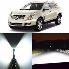 Alla Lighting High Beam Headlight 9005 White LED Bulb for Cadillac STS 10~16 SRX