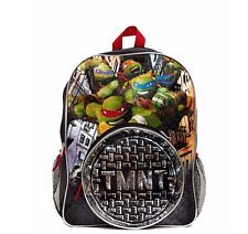 Teenage Mutant Ninja Turtles Backpack And Lunchbox Set New With Tags