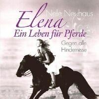 NELE NEUHAUS - ELENA-GEGEN ALLE HINDERNISSE  CD NEU