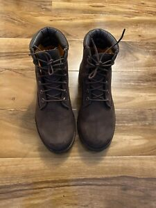 Timberland Brown Leather Mens Boots Uk 8