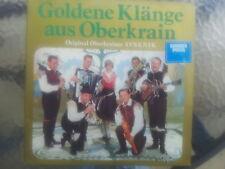 ORIGINAL OBERKRAINER AVSENIK - GOLDENE KLÄNGE AUS OBERKRAIN - 2-LP - TELEFUNKEN
