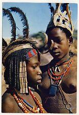 Africa AFRIKANISCHE TÄNZERINNEN / YOUNG AFRICAN BALLERINAS * 60s Ethnic Nude PC