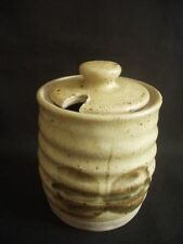 Unboxed Studio Pottery Jars Tableware 1980-Now Date Range