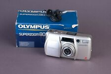 Olympus superzoom 80S 35mm Point & Shoot Film Camera