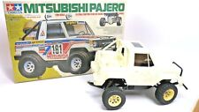 Vintage Tamiya Mitsubishi Pajero R/C NEW BUILD1980's Tmaiya Wild Willy 5844