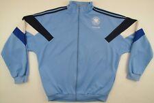 Deutschland DFB Germany 1990 WM Italia 1990 blau Adidas Jacke Spielertrikot D7 L
