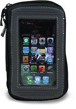 "iPhone 6 /5 /4 Samsung/GPS  6""'x 4"" MAGNETIC MOTORCYCLE TANK BAG HOLDER"
