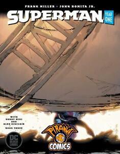 SUPERMAN: YEAR ONE #3 (2019) VF/NM DC