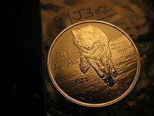 Canada 2013 $20 Silver Mint Gem  Dollar IDJ303.