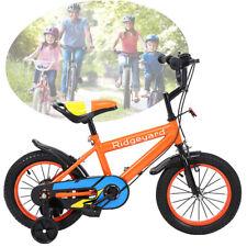 Ridgeyard 14 zoll Kinderfahrrad Kinder Fahrrad Kids Bike Mit Stützräder