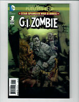 STAR SPANGLED WAR STORIES: G.I. ZOMBIE #1 NOV 2014 DC COMIC.#117584D*8